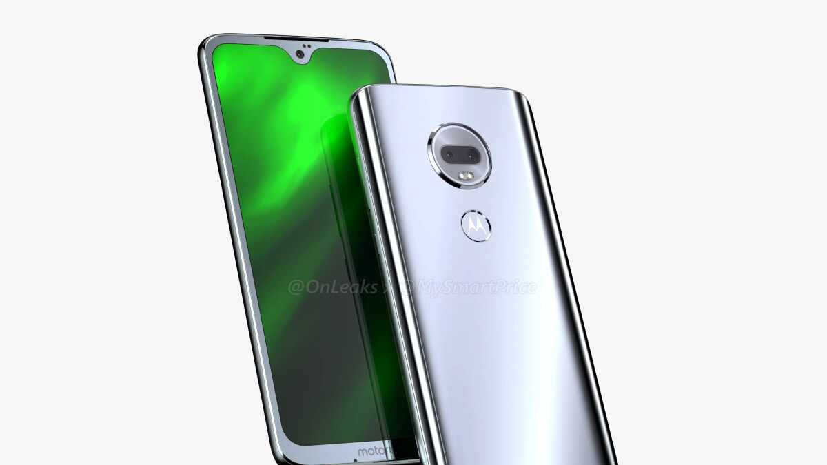 Here are all the Motorola Moto G7 storage configurations