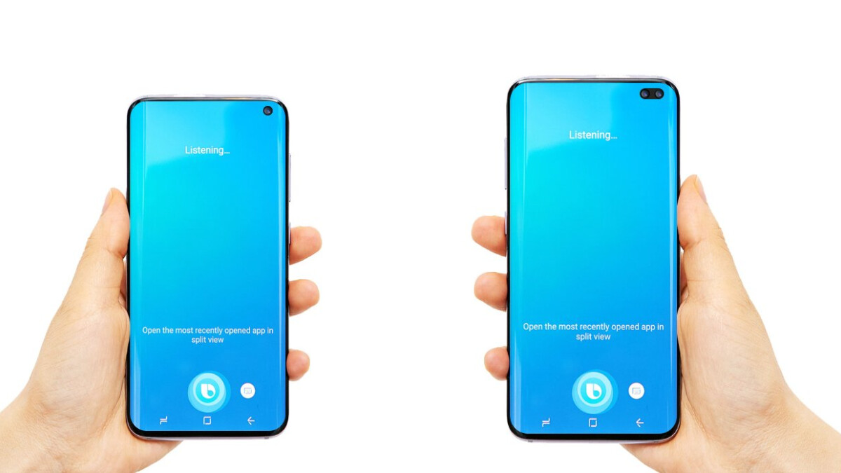 New Images Of The Samsung Galaxy S10 Leak