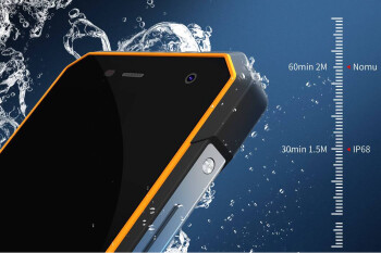Nomu S50 Pro stands loud in a sea of rugged handsets with a sound boost and top waterproofing