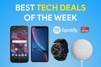 Best tech deals of the week: smartphones, wearables, tablets, and more