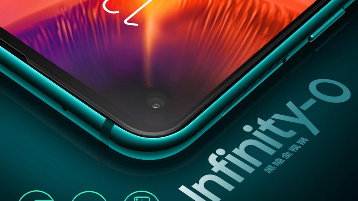 Galaxy A8s is the first phone with Infinity-O design, hole-in-display tech houses 24MP selfie camera