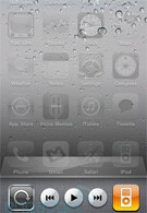 iPhone OS 4 Beta 3 brings new iPod controls and accelerometer lock