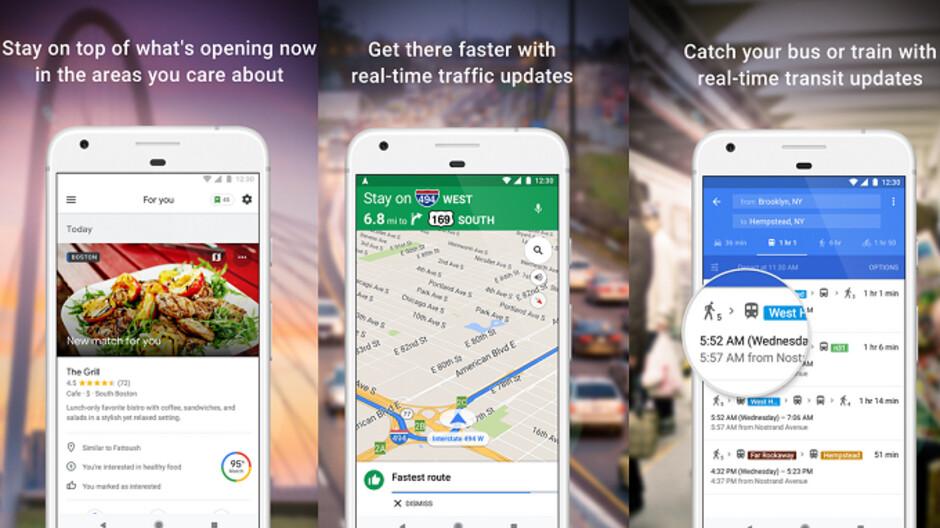 Google Maps adds