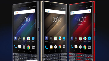 BlackBerry KEY2 LE Manual / User Guide - PhoneArena