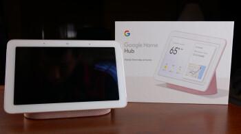 Google Home Hub Unboxing