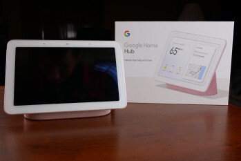 Google Home Hub Unboxing