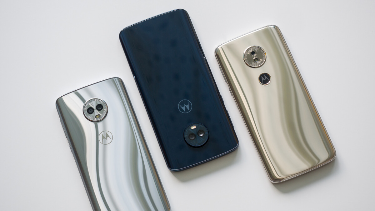 Motorola Moto Z3 Play, Moto X4, Moto G6, and others are deeply discounted at B&H