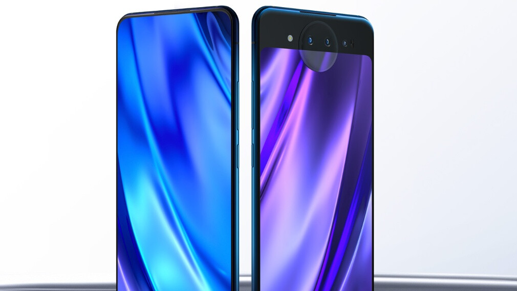 Vivo NEX Dual Display Edition comes with two screens, no holes, no notches, no compromises