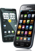 Samsung and HTC 4G phones coming this year