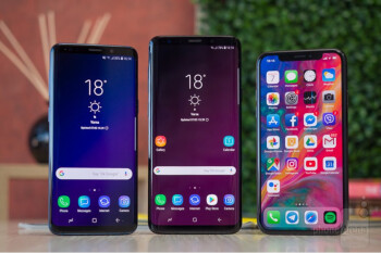 The XS Max successor may be thinner, as Samsung lends Apple its in-cell touch OLED tech