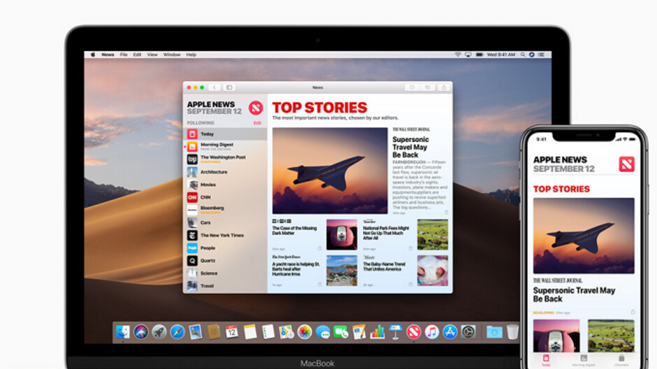 Apple might move Texture into the Apple News app next year as a premium offering