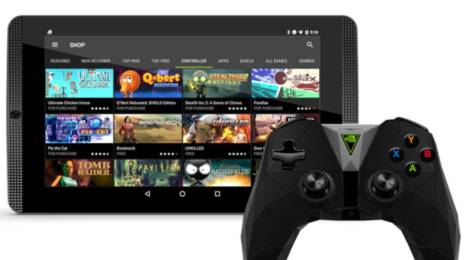 nvidia shield 7 2 update brings customizable quick settings amazon music support more phonearena. Black Bedroom Furniture Sets. Home Design Ideas