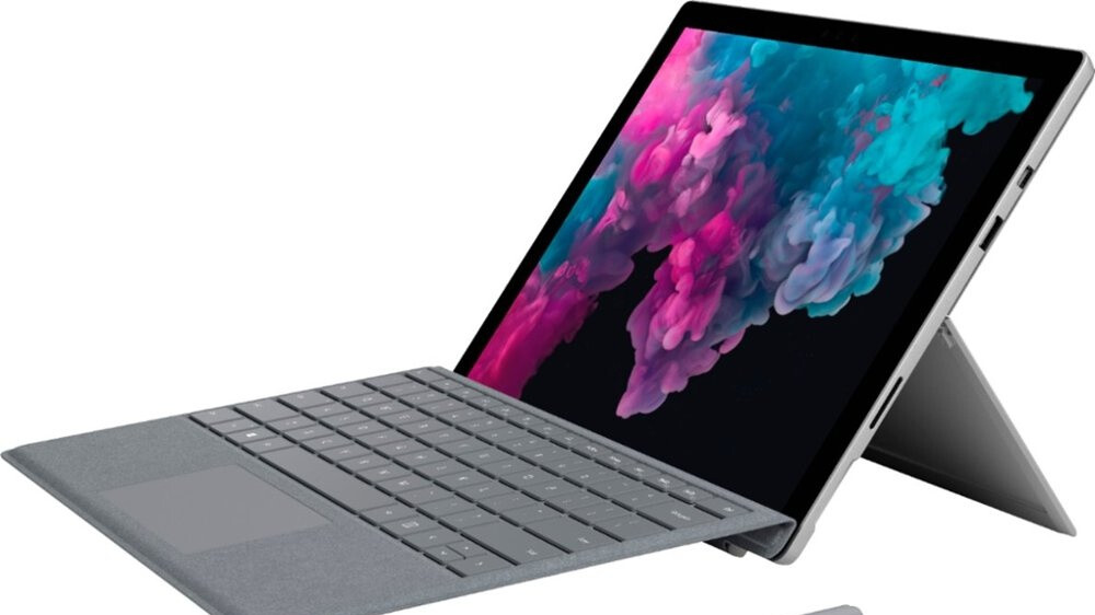 Microsoft's 2017 Surface Pro goes a whopping $360 off list today only with a keyboard included