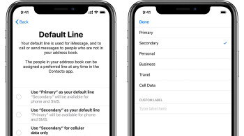 How to activate an AT&T plan on the eSIM of the iPhone XR, XS or XS Max