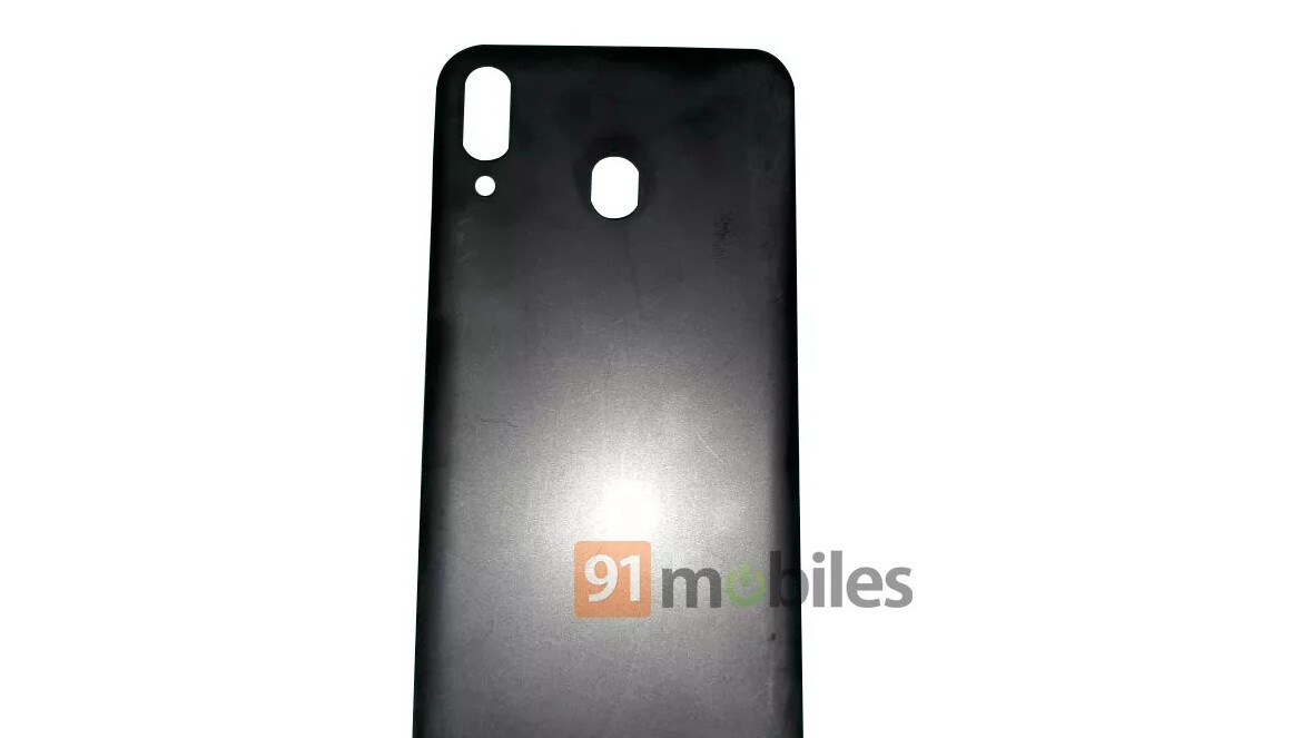 Samsung Galaxy M20 purportedly revealed to feature dual rear cameras and headphone jack