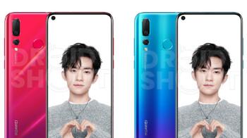Huawei Nova 4 press renders leak ahead of December 17 announcement