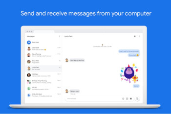 Android Messages app update introduces new messaging option