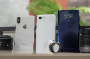 Pixel 3 vs iPhone XS vs Galaxy Note 9: Blind Camera Comparison Results