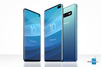 Samsung Galaxy S10 and S10+ leak in full, here's a closer look!