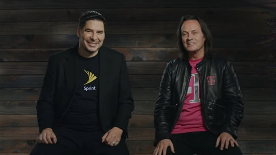 Study suggests T-Mobile-Sprint merger would cut employee pay from all remaining major U.S. carriers