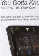 HTC EVO 4G staying steady at $199.99 and June 6 release date?