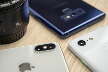 Pixel 3 vs iPhone XS vs Galaxy Note 9: which phone takes best pictures during the day?