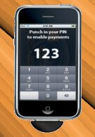 iPhone case brings along contactless Visa payment system