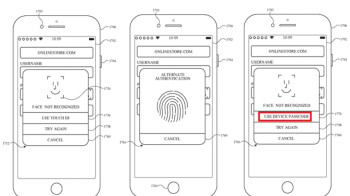 Patent filing shows that Apple could combine Face ID and Touch ID on future iPhone models