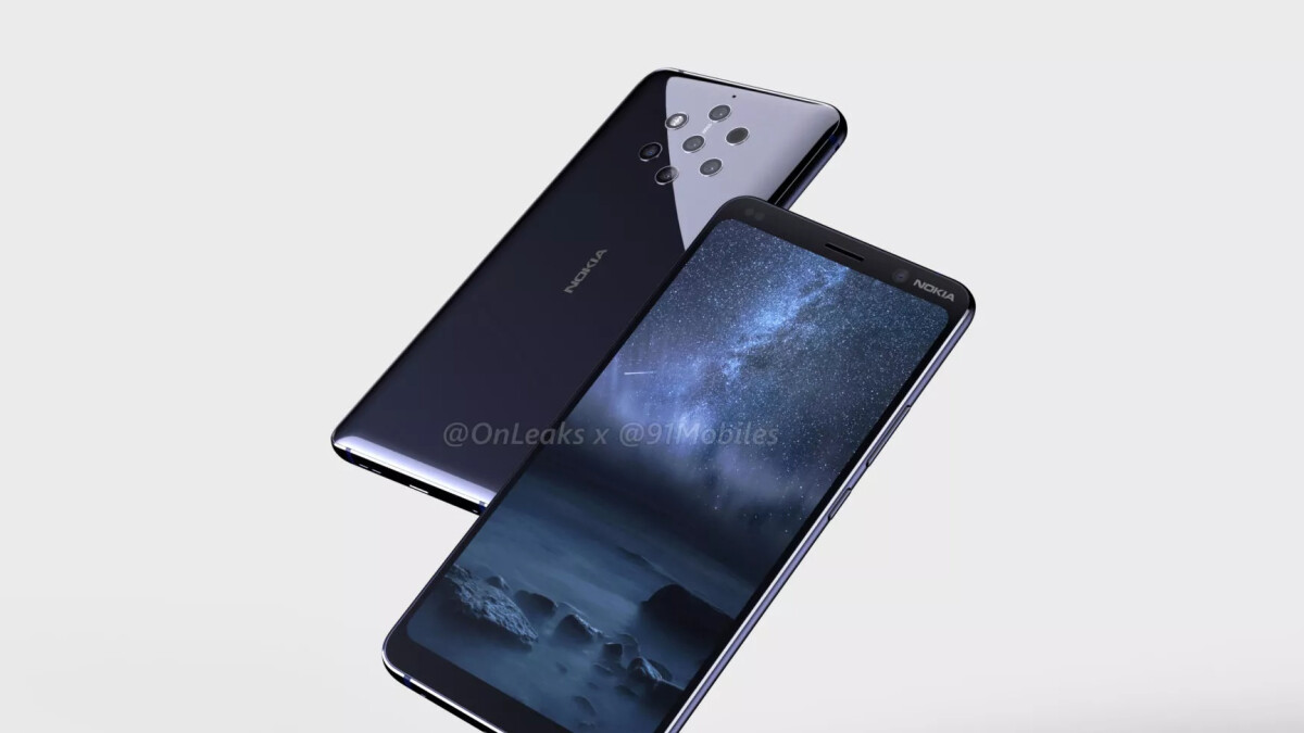 Three Nokia 9 PureView variants get certified ahead of early 2019 release