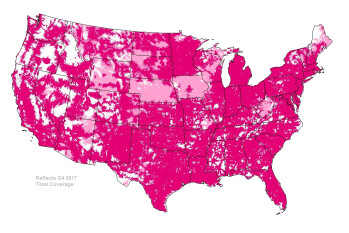 T-Mobile says it understated, not overstated, 4G LTE coverage in rural areas