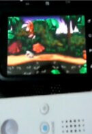 Nexus One plays host to Donkey Kong Country & Wiimote