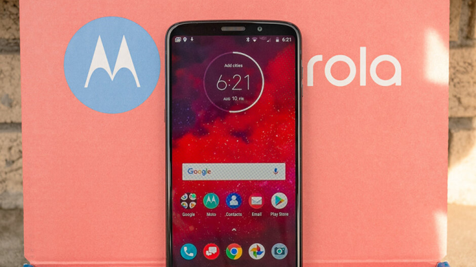 You can win the Moto Z3 by entering today's 12 days of Moto giveaways sweepstakes