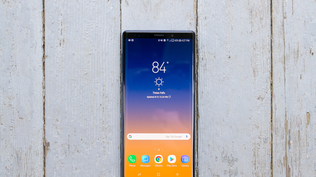 The Samsung Galaxy Note 10 Will Be Massive According To Tipster