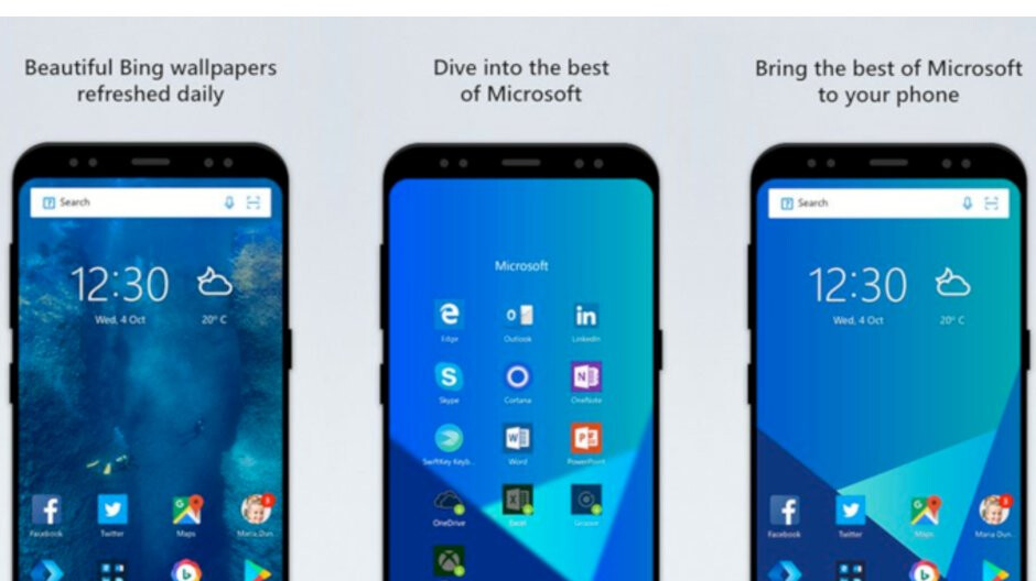 Microsoft Launcher's latest update brings Sticky Notes, To-Do integration, Cortana support
