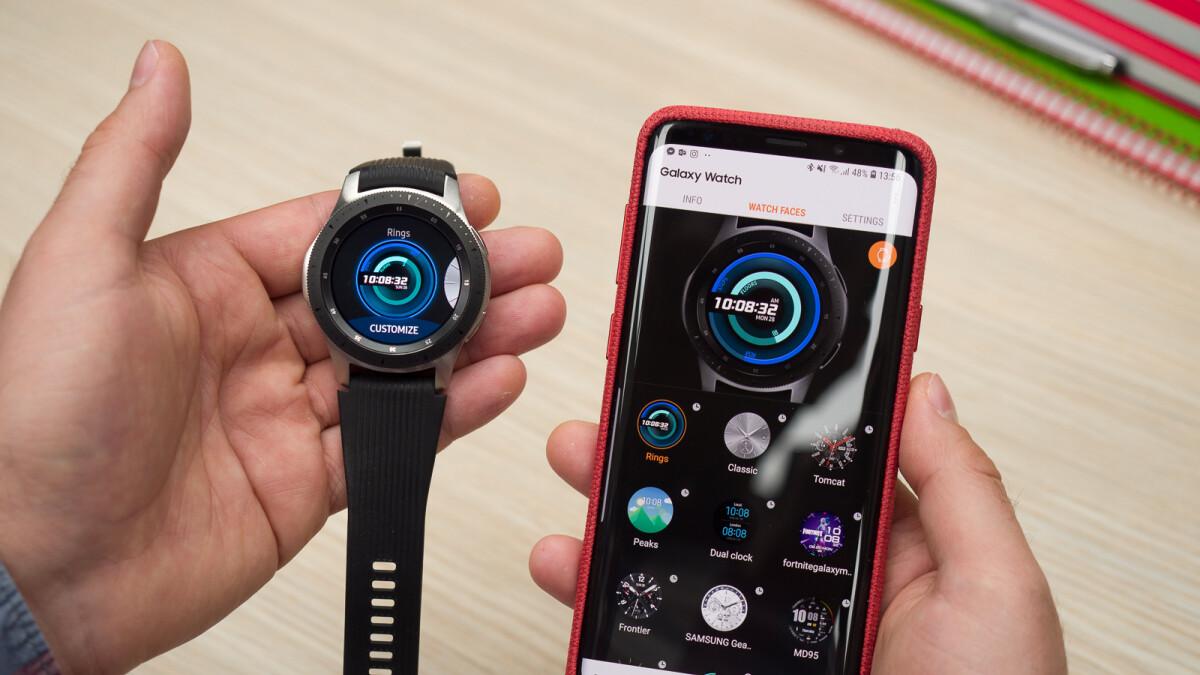 Samsung's next smartwatch still powered by Tizen, features deeper Bixby integration