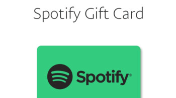 PayPal offers discount gift cards for Spotify Premium individual accounts
