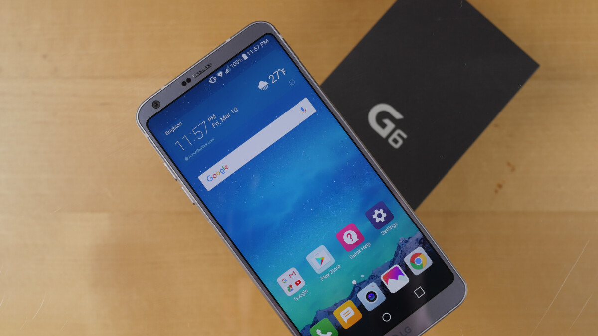 Deal: Get an unlocked LG G6 for just $199 at Fry's