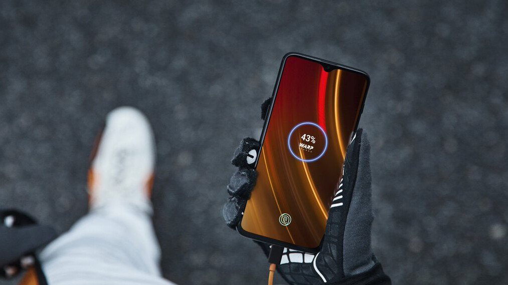 Get the OnePlus 6T McLaren fingerprint animation on your regular OnePlus 6T