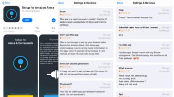 Fake Alexa setup app fools Apple and iPhone users
