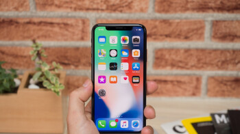 Apple's iPhone X is available at $450 off list for new Sprint subscribers with monthly installments