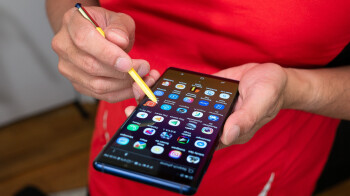 Official Android 9 Pie update could roll out for the Galaxy Note 9 as early as January 15