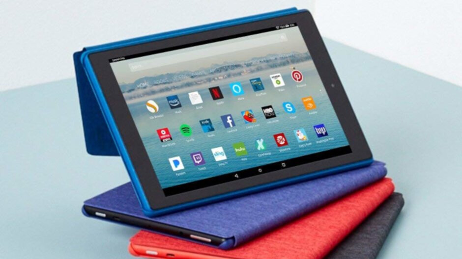 Deal: Amazon running multiple year-end deals on its Fire tablets