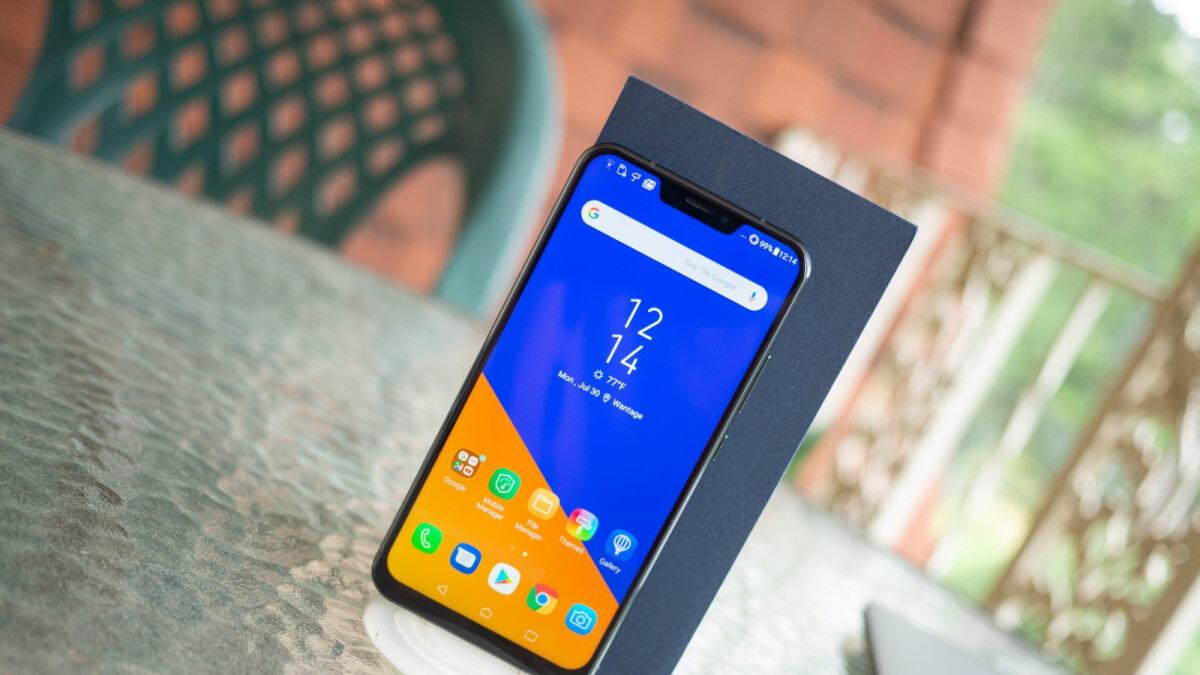 Asus ZenFone 5Z starts getting Android 9 Pie in some countries