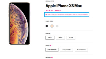 T-Mobile is taking up to $750 off certain Apple iPhone models, up to $360 off certain Samsung phones
