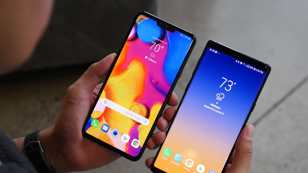 LG flagship phone battery life sucked in 2018, here is why