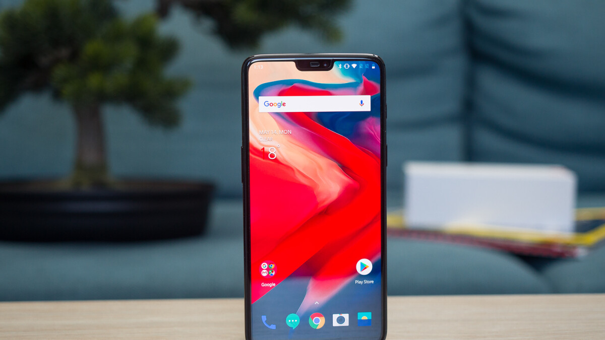 Last OnePlus 6 update in 2018 brings camera improvements, audio tuner