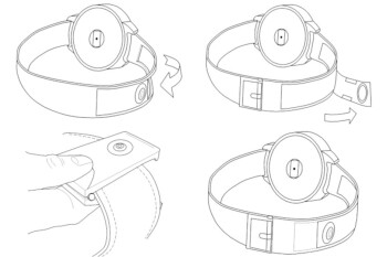 LG's next smartwatch may include a modular camera