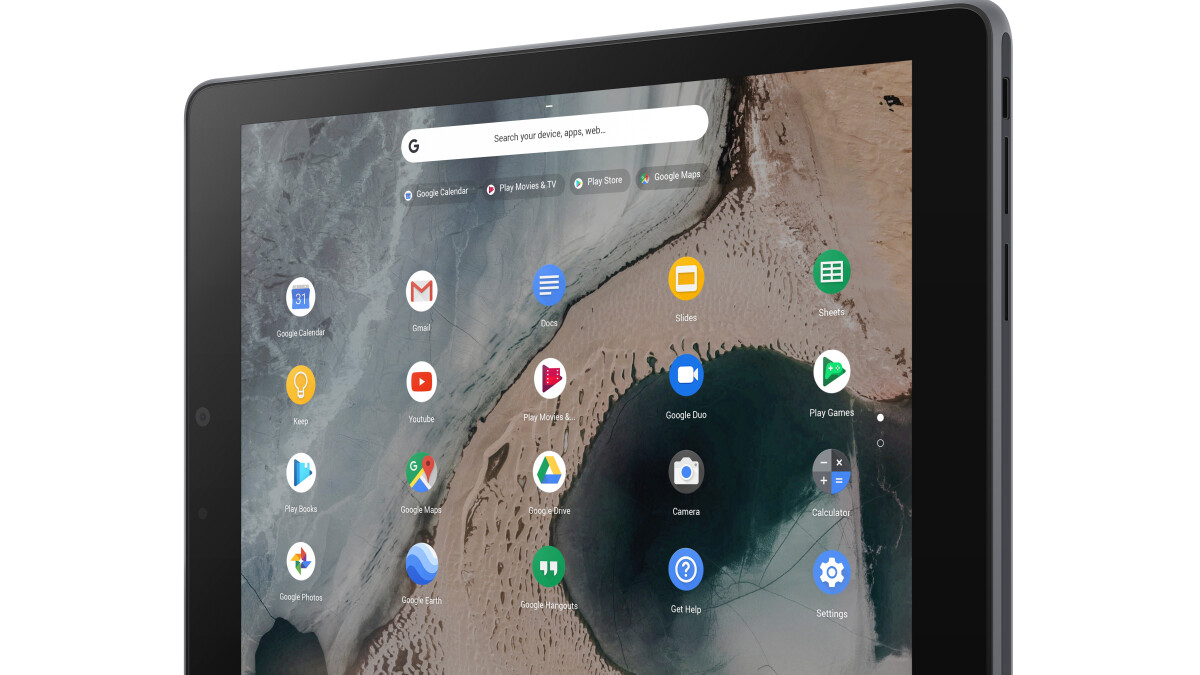ASUS Launches Its First Chrome OS Tablet