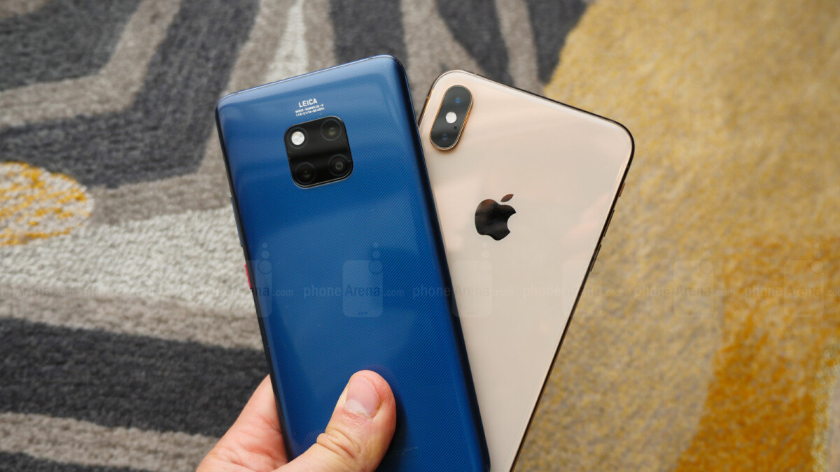 Huawei penalizes employees for iPhone tweet that 'caused damage to the brand'