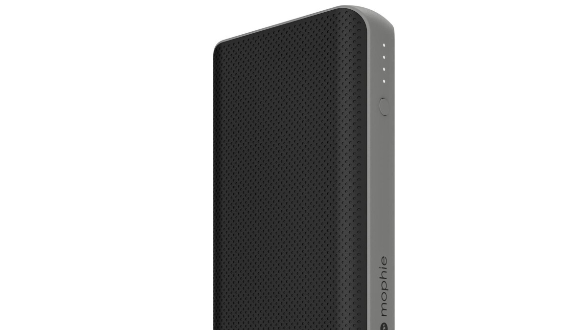 new styles 295eb 9fd0a Mophie's latest power banks can charge iPhones and Androids at up to ...